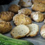 Glutenfrie boller med squash