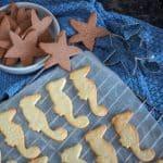 Udstikker småkager - fine figurkager