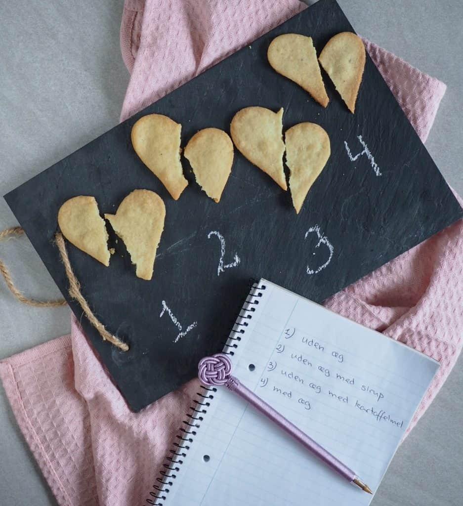 4 udstikker småkager