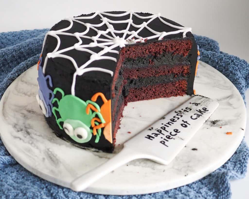 Edderkoppe kage