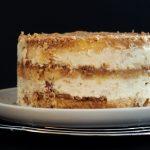 Æbledrøm når gammeldags æblekage møder drømmekage
